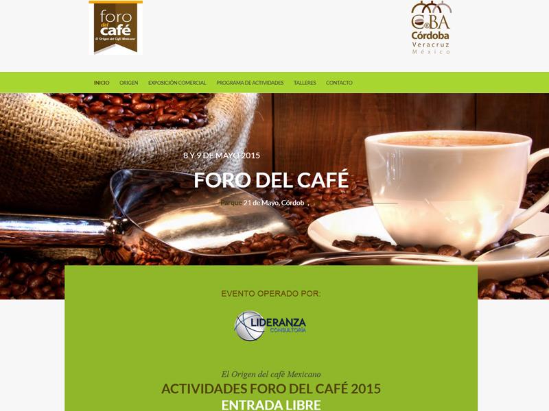 Foro del Café 2015