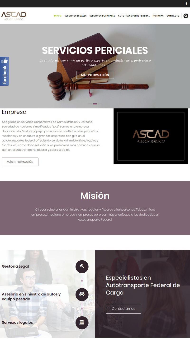 Ascad Asesor Jurídico