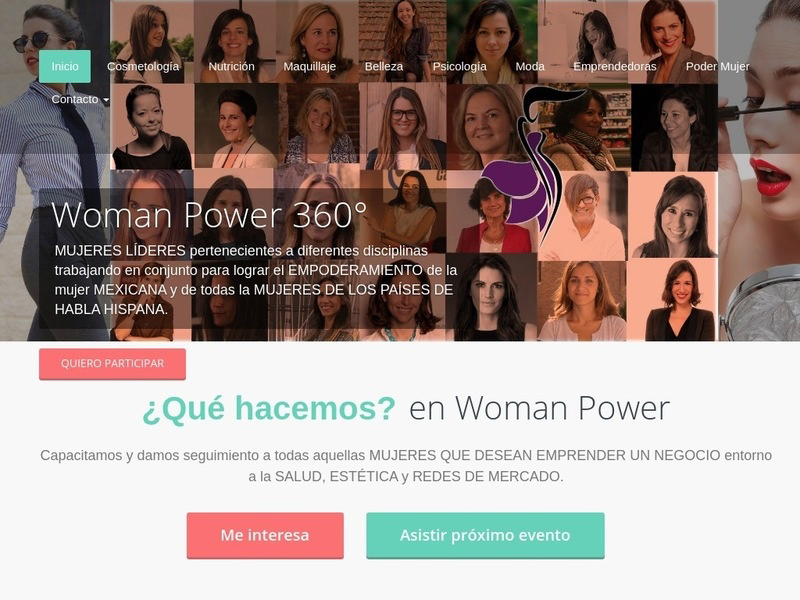Woman Power 360°